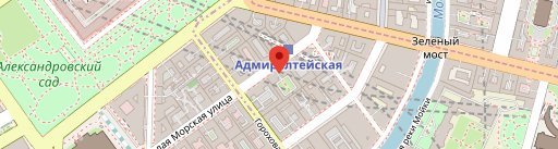 Гоголь на карте