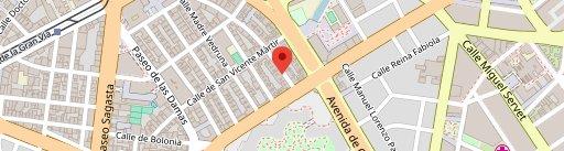 Goiko en el mapa