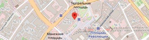 Гудман Стейк-Хаус на карте