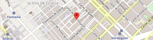 Granatt en el mapa