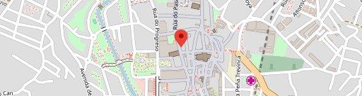 Granier en el mapa