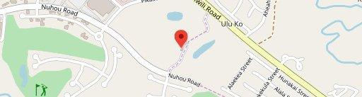 Ho'okipa Cafe en el mapa