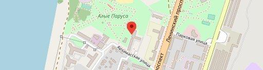 Гринcafe на карте