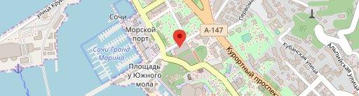 Гринвич Паб en el mapa
