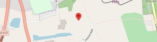 Gunton Hall Resort Restaurant on map