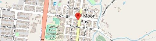 Half Moon Bay Bakery on map