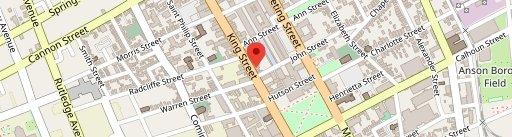 Hall's Chophouse en el mapa