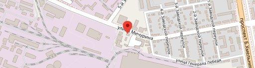 Hamilton's Pub на карте