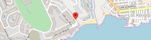 Hattie's en el mapa