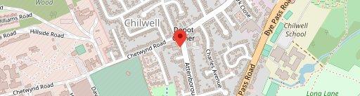 Haveli on map