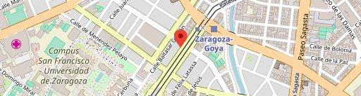 Heladería Ferrara en el mapa