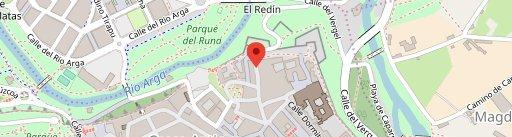 Herriko Taberna en el mapa