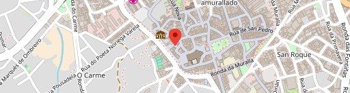 Hole Lugo en el mapa