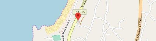 Hotel Miramar en el mapa