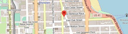 Hugo's Frog Bar & Fish House on map