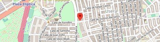 IGo Pasta en el mapa