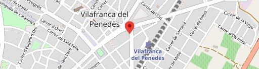 Il Forno d'Aroma en el mapa