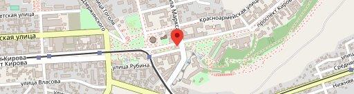 Печорин on map