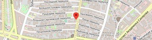 Джаз-клуб Андрея Макаревича на карте