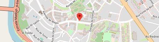 Jarabicha Cantina en el mapa