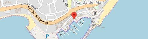 Jazz Pub en el mapa