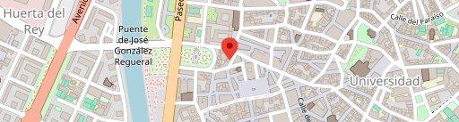 Jero on map