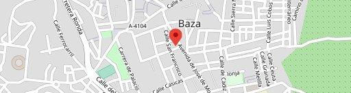 Restaurante kaliSkka en el mapa