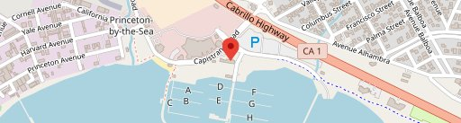 Ketch Joanne on map