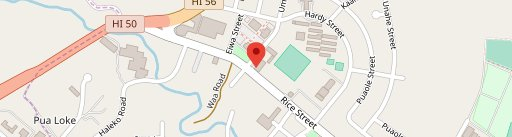 Kickshaws en el mapa