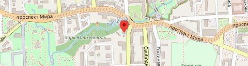 Kofeinya No.3 en el mapa