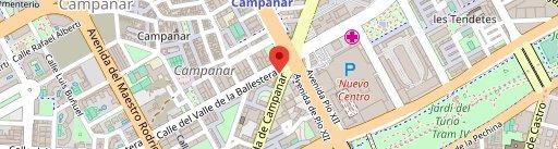 Bar Kramer en el mapa