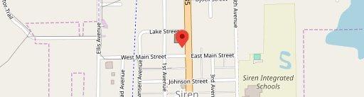 The Pheasant Inn & Sports Bar on map