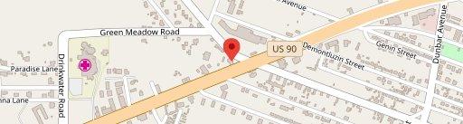Krispy Krunchy Chicken of Bay St. Louis on map