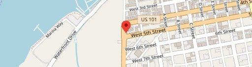 Kristina's on map
