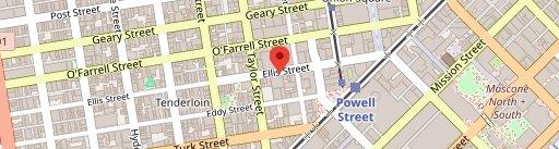 Kusina Ni Tess on map