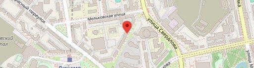 Кузня на карте