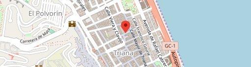 La Bodega de Perdomo en el mapa