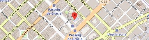Cafeteria Braseria en el mapa