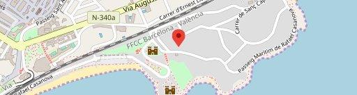 La Caleta on map