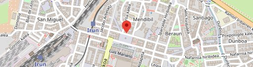 La Canasta en el mapa