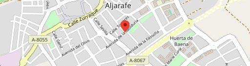 La Capocha on map