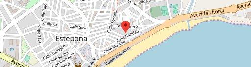 Restaurante la Casa de mi Abuela en el mapa