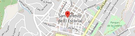 La Casa Di Napoli en el mapa
