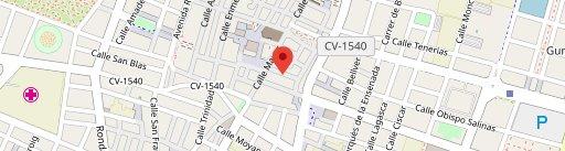 TRATTORIA LA CASETA DI CAPRI en el mapa
