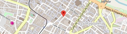 La Clandestina on map