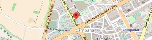 Bar Cafetería La Clave on map
