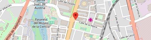La Cocina de Manuel на карте