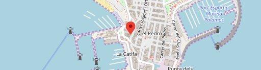 Fábrica del Gel on map