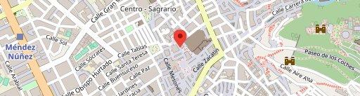 La Finca Coffee on map