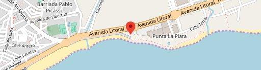 La Gamba на карте